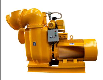 QZZS型强自吸双吸泵
