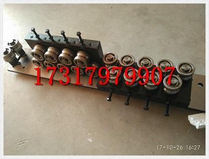 不锈钢丝校直器线材校直器铜管不锈钢管管材矫直器