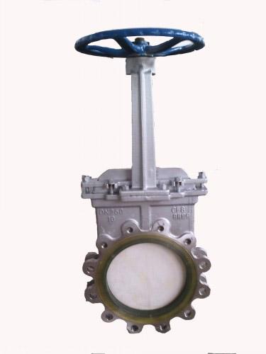一核气动陶瓷插板阀供应