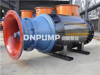 德能牌雪橇式轴流泵雨季防汛泵生产厂家