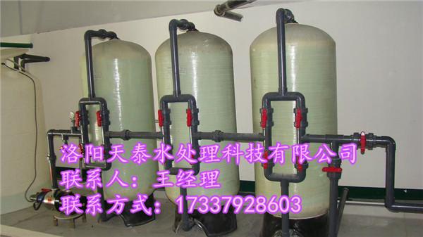 周口锅炉水处理设备厂家直销 水质好耗能低无污染
