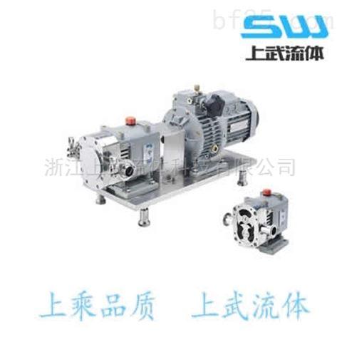 LQ3A型不锈钢转子泵 耐腐蚀转子泵 不锈钢转子泵