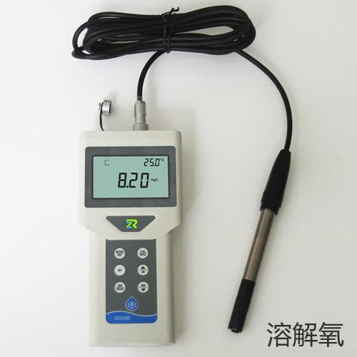 台湾利田 DO200便携式溶氧仪溶氧仪 溶解氧仪 DO分析仪