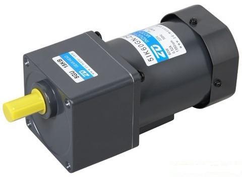 5IK-90W微型减速电机,直角直交轴齿轮调速马达电动机自动化设备专用