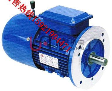 优昂工厂直销普通电机,Y2EJ112铝壳电磁制动三相异步电动机