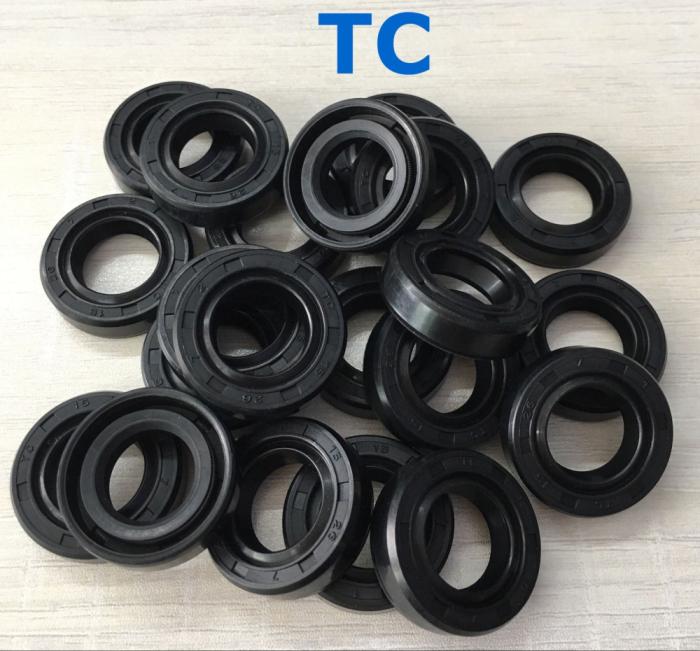 耐油耐高温耐高压TC骨架油封旋转轴用唇形密封圈15*47*8各种规格