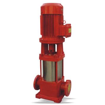 丹博多级消防泵 立式消防泵