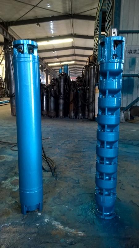 大流量潜水泵污水污物潜水泵高扬程污水泵