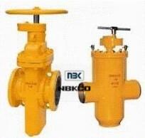 燃气平板闸阀(手动、电动、气动)