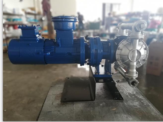 上海化工不锈钢电动隔膜泵厂家价格优惠
