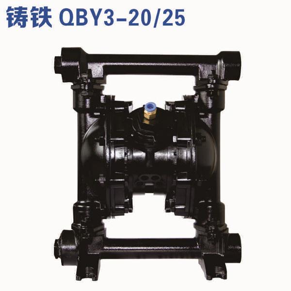漳州第三代污水杂质铸铁气动隔膜泵厂家现货供应