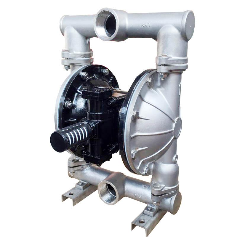 QBY5-50AP型不锈钢气动隔膜泵