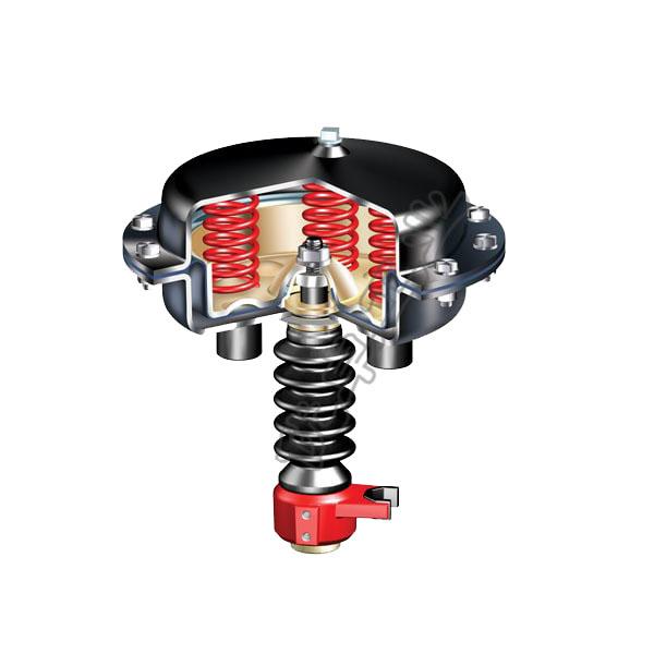 ARI-DP 隔膜型气动执行器