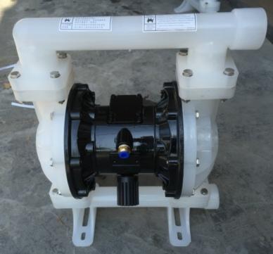 QBK工程塑料隔膜泵