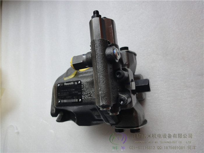 A10VSO18DFR1/31R-PPA12N00 REXROTH轴向柱塞泵