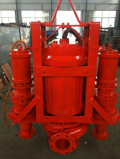 380伏电动潜水抽沙泵 鹅卵石抽取泵 强力抽取不堵塞