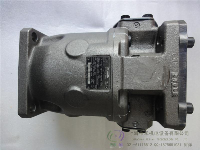 力士乐REXROTH顶轴油泵A10VSO71DFR1/31R-PPA12N00