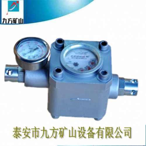 SGS双功能煤层高压注水表厂家价格