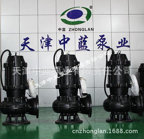 300WQ950-20-90 大口径潜水排污泵大流量排水泵
