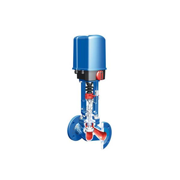 ARI-STEVI 405/460 电动/气动执行器开关阀/截断控制阀