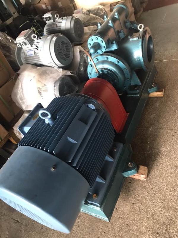 天津宏真泵业3G三螺杆泵作为润滑油输送-螺杆泵厂家