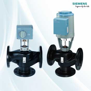 西门子温控阀VVF53.40-25