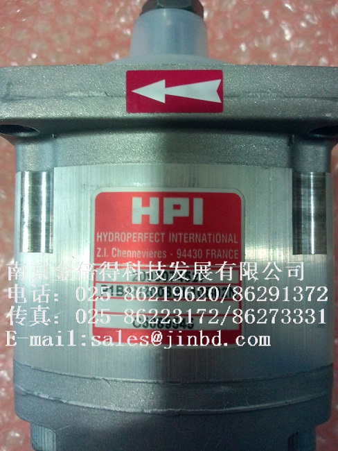 法国HPI油泵