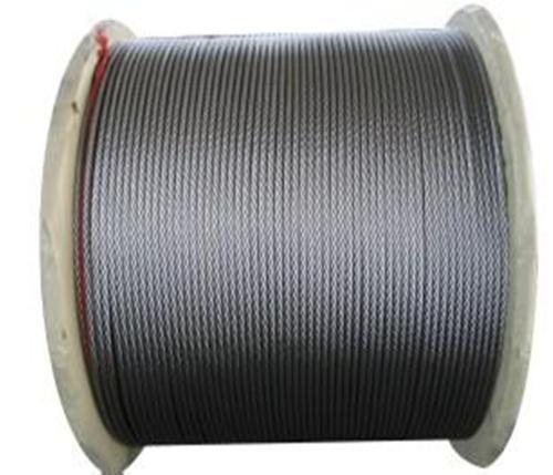 防旋转304不锈钢钢丝绳,左捻、右捻不锈钢钢丝绳