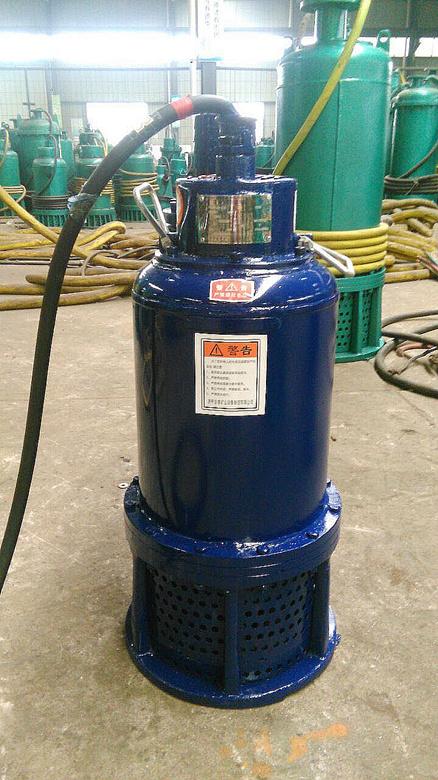 厂家直销WQB潜水排污泵WQB15-16-1.5KW防爆潜水排污泵