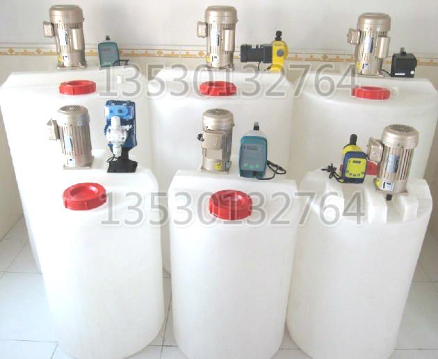 一体化全自动加药装置 AB剂添加 酸雾喷淋废气塔处理