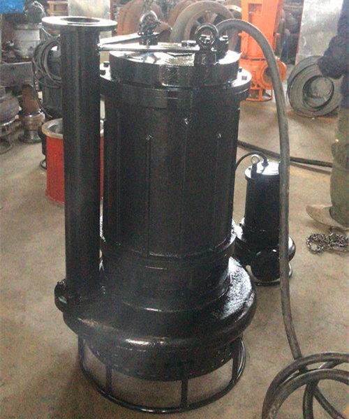 桩基工程常用潜水吸砂泵-顶端出水,操作简单