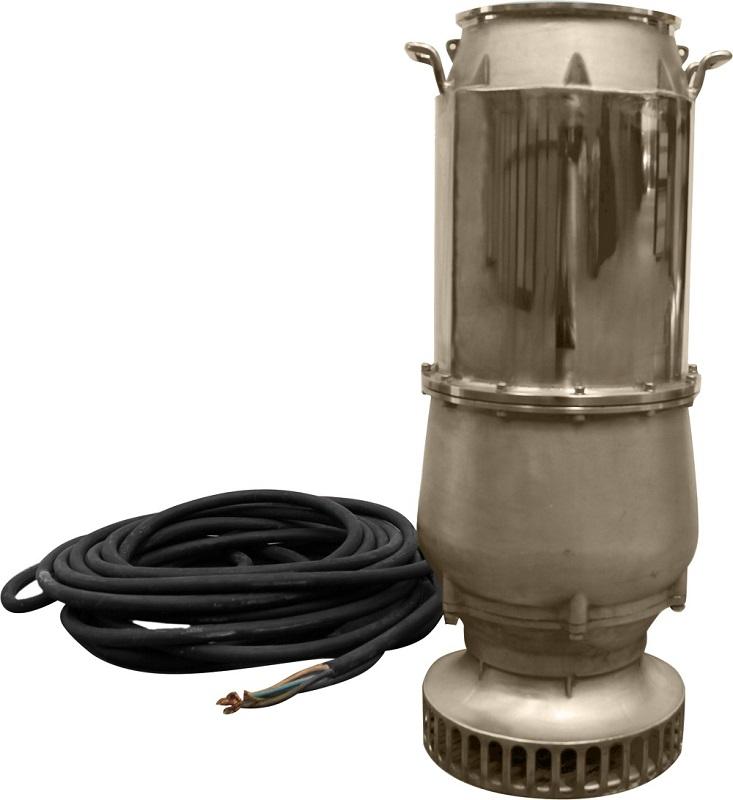 WQ-QGP-X便携式潜水斜流泵
