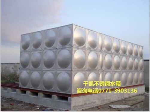 广西不锈钢保温水箱,不锈钢保温水箱定制厂家选择千凯