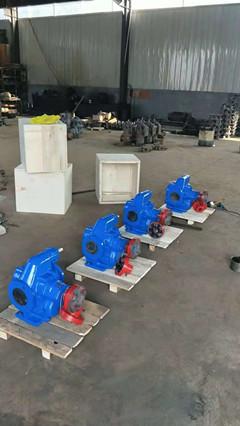 泊头亿佳供应齿轮泵增压泵润滑油泵