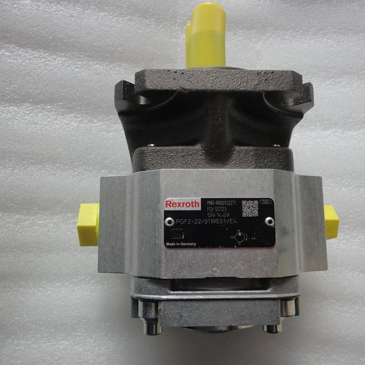 力士乐齿轮泵PGH4-21/020RE11VU2