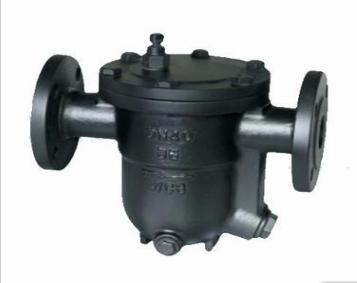 CS41H-16PCS41H-16C.CS41H-25/40 不锈钢疏水阀 自由浮球式蒸汽法兰圆盘