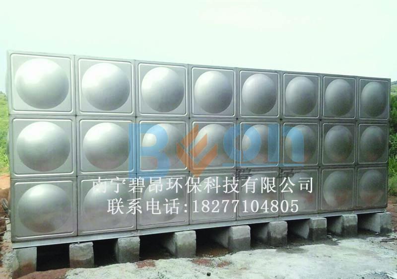 钦州304大型不锈钢水箱生产厂家
