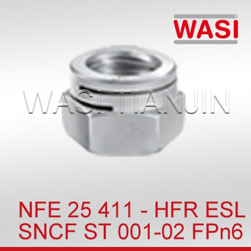 LANFRANCO铁路锁紧螺母NFE25411