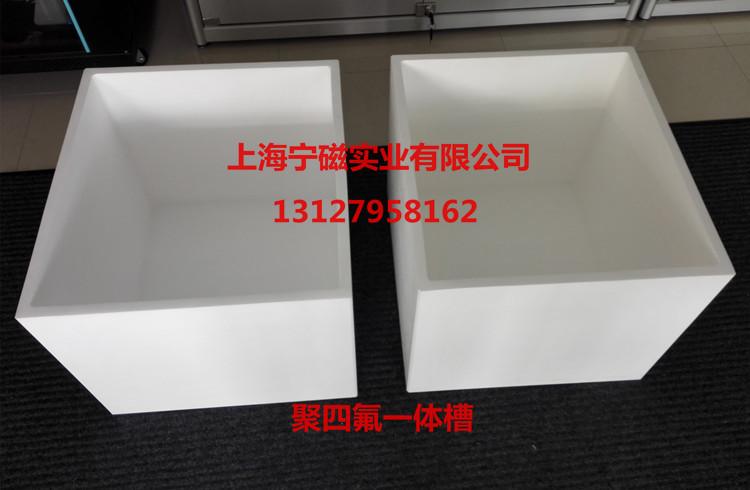聚四氟一体槽60L 特氟龙槽 PTFE焊接槽