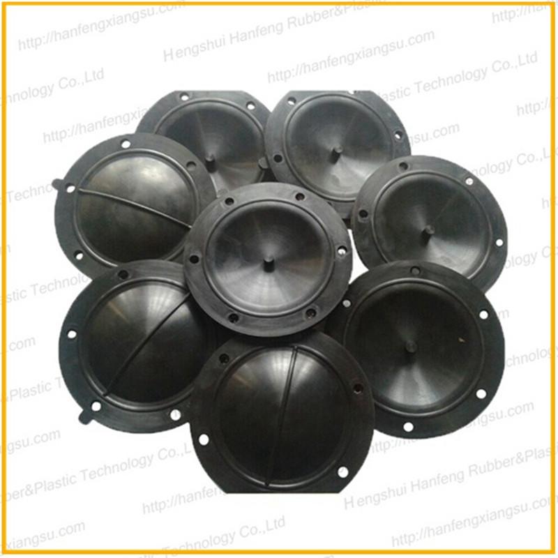 专业生产制造橡胶夹布膜片 雨淋阀膜片 量大从优  质优价廉