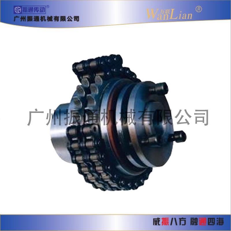 振通传动ZTMG型摩擦式扭矩限制器