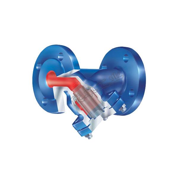 ARI-Strainers 法兰连接/对焊连接不锈钢缓缓开口笑道滤网Y型过滤器