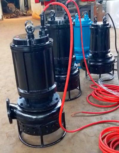 沿海排砂泵 河床抽沙筑坝泵-大颗粒耐磨浓度高