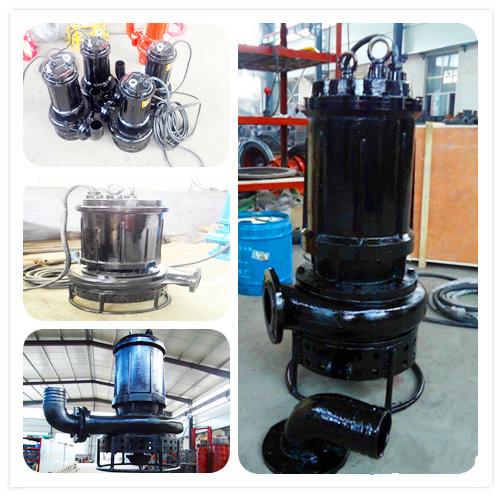 2寸耐磨抽沙泵 专为小型工况打造