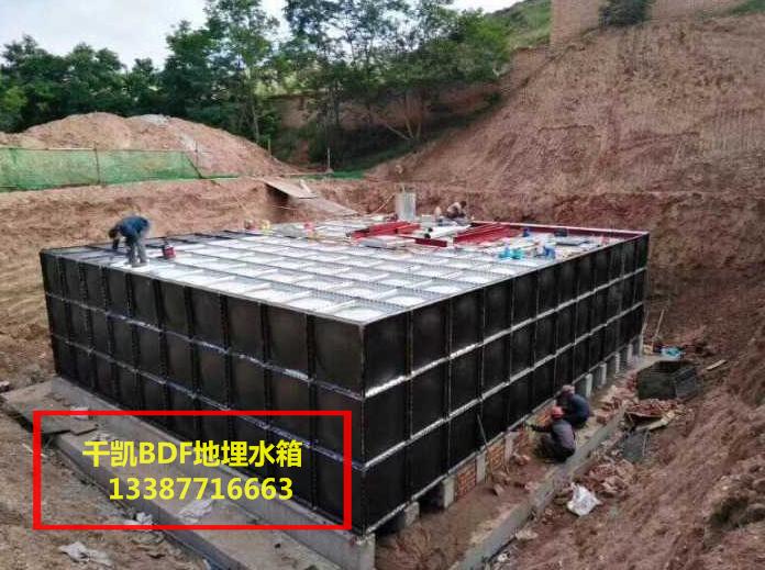 好的广西南宁地埋消防箱泵一体化水箱产品厂家就选千凯