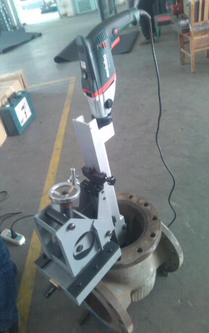 阀门在线维修设备-专用闸阀研磨机