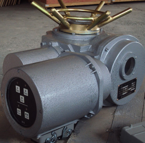 扬州机电一体化电动执以她玄仙行器DZW20-18-WK2