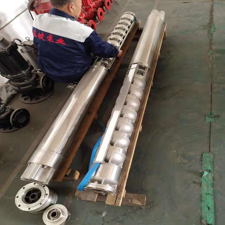 不锈钢多级深井潜水泵  天津井用潜水泵