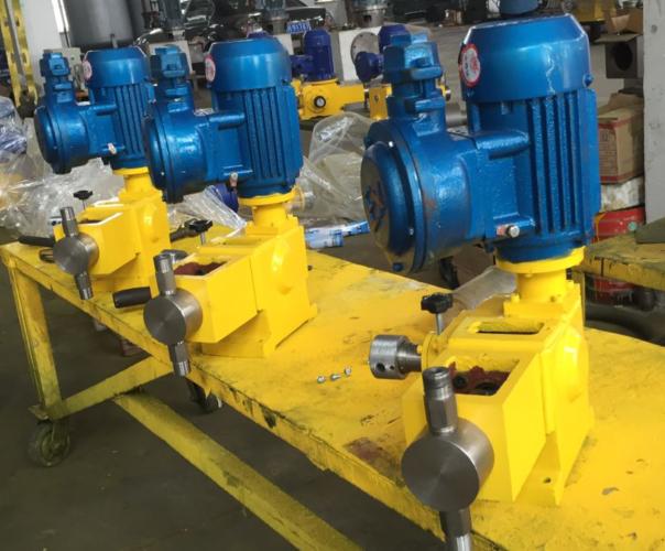 计量泵不锈钢计量泵添加泵