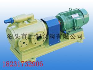 新疆3QGB保温螺杆泵(沥青泵)厂家